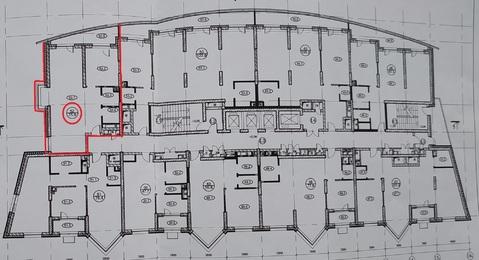 """2-комнатная квартира, 76 кв.м., в ЖК """"Флотилия"""""""