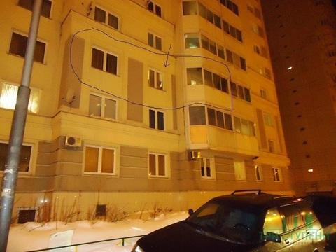 2-х комнатная квартира на Летной 9