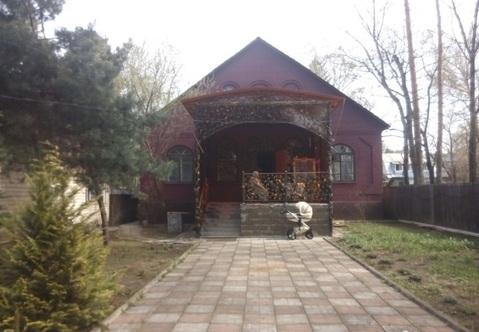 Дом в Быково, Егорьевское шоссе. 190м2, 16 соток