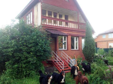 2 дома 80 м2 и 100 м2 в дер. Ртищево, Домодедовского района