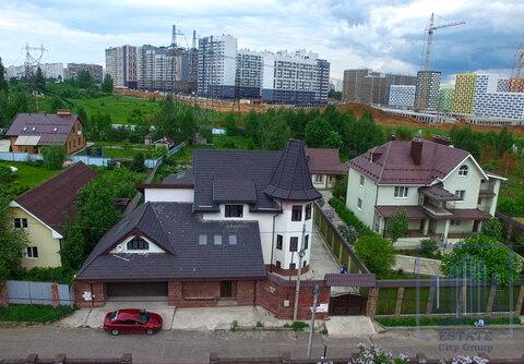 Дом 603 м2 в охраняемом кп Лесные Ключи г. Зеленоград, 16800000 руб.