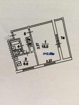 Продажа 1 комнатной квартиры м.Шипиловская (Ореховый проезд)
