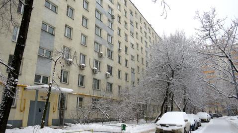 Трехкомнатная квартира в Коптево