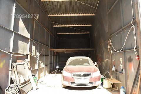 Сдается металлический двухэтажный гараж 50 кв