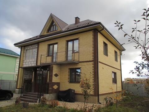 Коттедж в деревне Кузнецово, ул. Тихая на участке 14 соток.