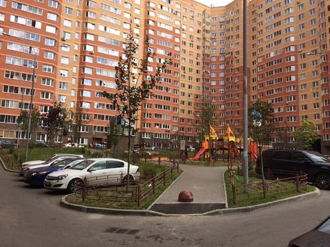 """3-комнатная квартира, 99 кв.м., в ЖК """"Зеленые аллеи"""""""