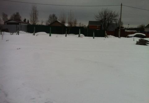 Земельный участок 10 соток в деревне Татарки