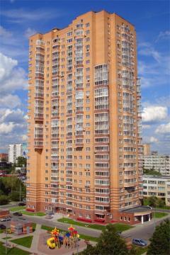 Двух комнатная квартира 65 кв.м. в Химках с мебелью и евроремонтом.