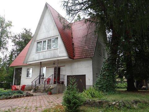 Жилой дом с участком дер. Мартемьяново, Апрелевка по Киевскому шоссе