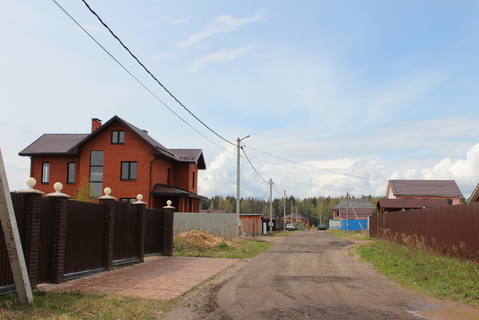 Продается участок в Пушкинском районе