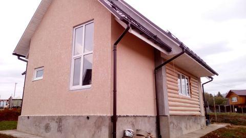 Дом 140 м2 на участке 8 соток в п. Загорские Дали