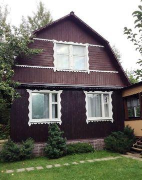 Продается 2х этажная дача 75 кв.м. на участке 7 соток