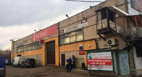 Производственно-складской комплекс 1600 м2 в юао на Кантемировской 64
