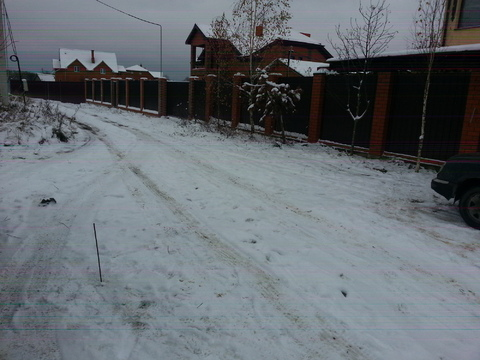 Участок ИЖС в 700 м от г.Серпухов