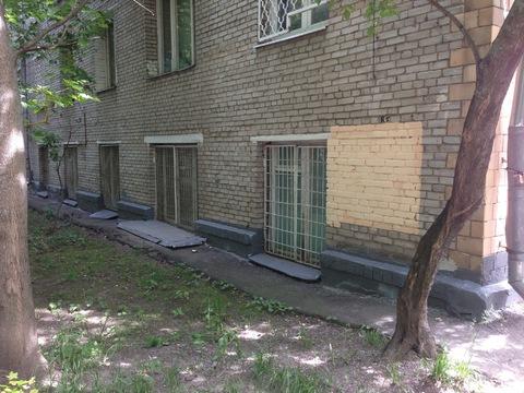 Продается офис по адресу: ул. Марии Ульяновой, д.9к.3, цокольный этаж.