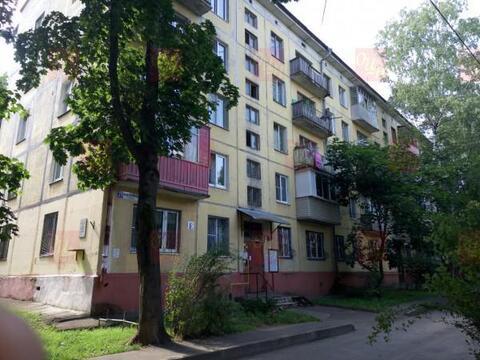 Продается квартира г.Фрязино, улица Вокзальная