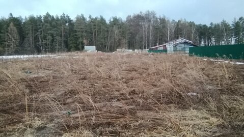 Земельный участок 20 соток в деревне Алексеевка-2 Щелковский район