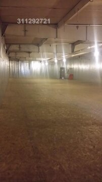 Под склад 440 м2, раб. сост, отапл, выс. от 2.5 до 3.5 м, ворота, ев