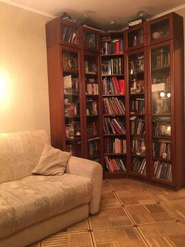 Двухкомнатная квартира в Вешняках