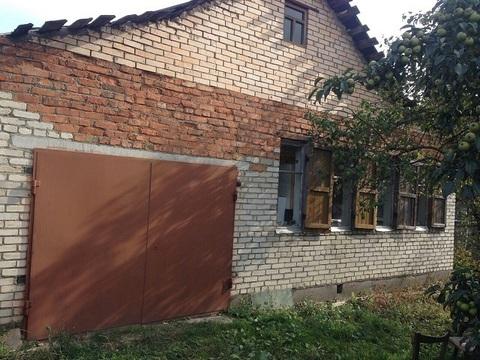 Дом 50кв.м. кирпичный в с. Семеновское Никоновского поселения