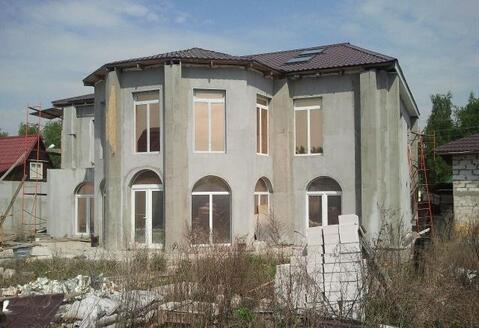 Коттедж 900 м2 на участке 15 сот. 4 км от МКАД Каширское шоссе