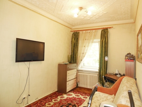 2-х комнатная квартира 42 (кв.м). Этаж: 2/2 блочного дома.