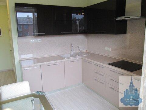 Предлагается к продаже современная 1-к квартира на 4 этаже