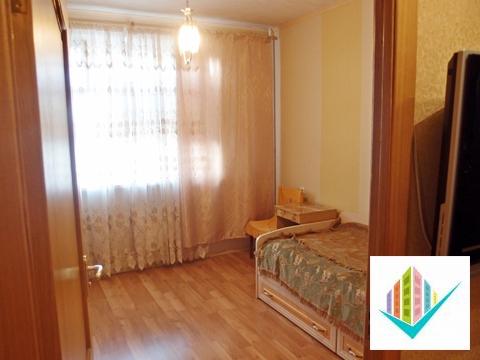 3-комнатная квартира с изолированными комнатами