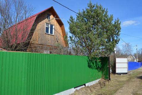 Дача 66 кв.м. на участке 6 соток д.Рубцово (СНТ Лужки-89)