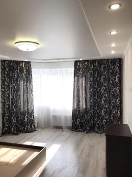 Видовая квартира с евроремонтом, мебелью и техникой!