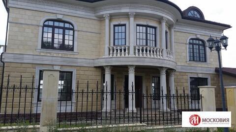 Дом 512 кв.м. , 20 соток, 22 км. от МКАД Калужское шоссе