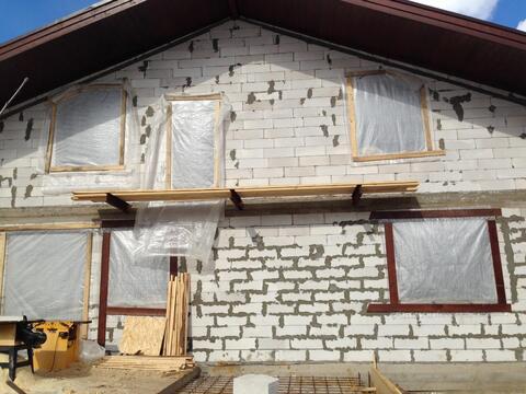170 м2 каменный дом, Симферопольское шоссе 17 км, лпх