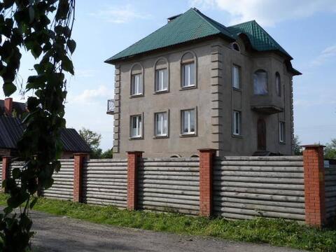 Киевское, Боровское, Минское ш.17 км. от МКАД. Коттедж 240м.кв. 14сот.