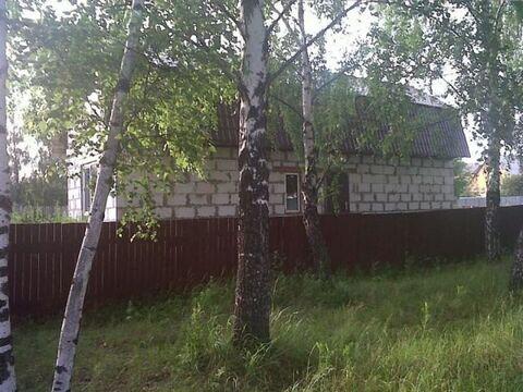 Земельный участок с домом 90 кв.м. г. Щелково ИЖС