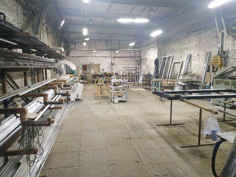 Производство/склад 250 кв.м, кран балка