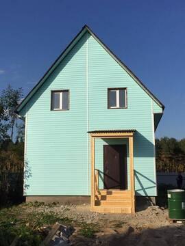 Купить дом из пеноблоков в Наро-Фоминском районе с. Атепцево
