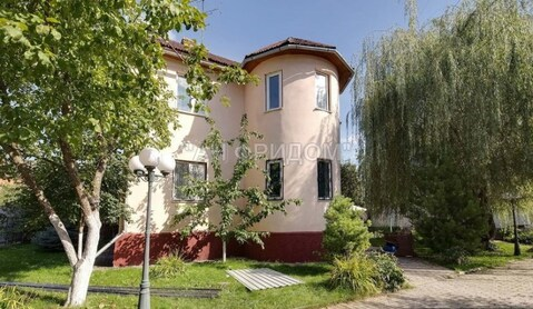 Дом 230м2 с гаражом, участок 10 соток. Москва, д. Городище.
