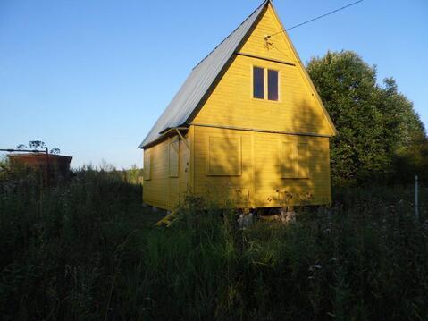 Прордается дешовый дом в Рузском районе на опушке леса д. Помогаево