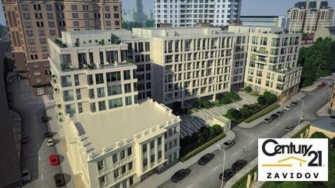5-комнатная квартира, 280 кв.м., в ЖК «Smolensky De Luxe»