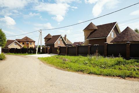 9 соток в готовом коттеджном поселке