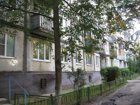 2-к. квартира в Чехове на ул. Московской.