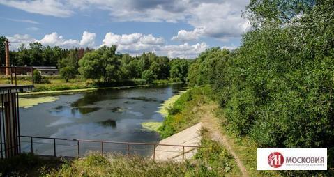 Участок 50,68 соток с выходом к реке, 25 км от МКАД по Калужскому ш.