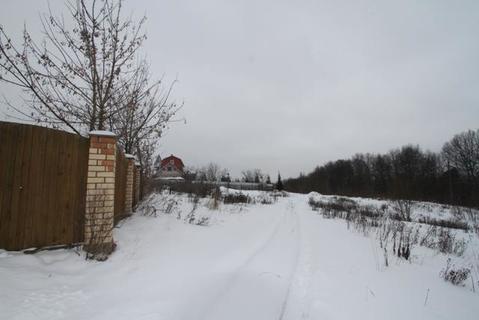 Продается участок 15с. д. Кромино, 45 км от МКАД