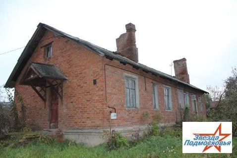 Часть дома 55 кв.м. в г.Дмитров