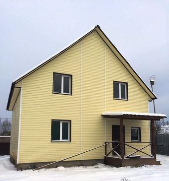 Купить дом из бруса в Одинцовском районе д. Подлипки