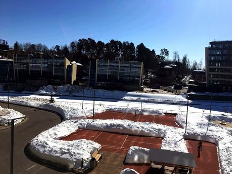 Кварира в ЖК Олимпийская деревня Новогорск. Курорт