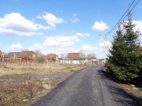 Предлагается к продаже 11 соток ИЖС в деревне Троицкое Новая Москва