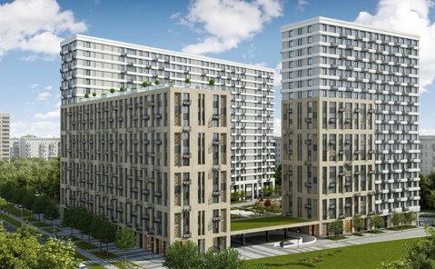 Москва, 2-х комнатная квартира, ул. Михайлова д.31, 7840450 руб.