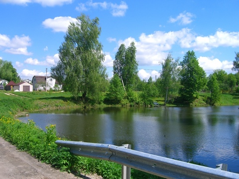 Участок в деревне Реброво, Озерский район, Московская область.