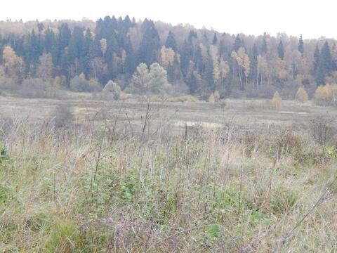 Участок 35 соток в д.Михайловское 75 км от МКАД.